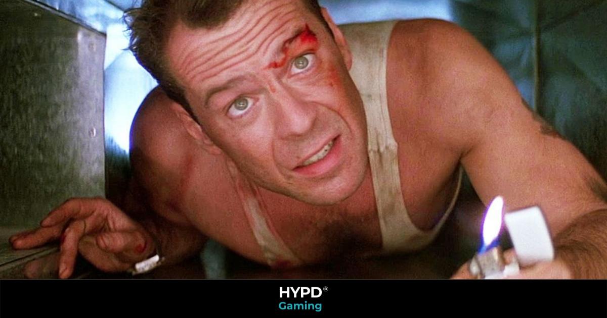 John McClane Warzone